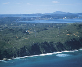 Albany Wind Farm - Accommodation Rockhampton