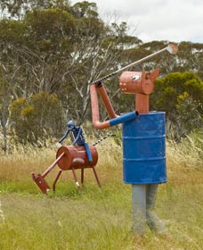 Tin Horse Highway - Accommodation Rockhampton
