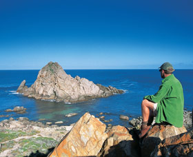 Sugarloaf Rock - Accommodation Rockhampton