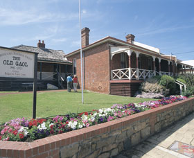 Old Gaol and Police Quarters - Accommodation Rockhampton