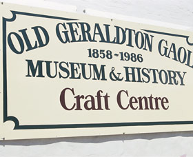 Old Geraldton Gaol Craft Centre - Accommodation Rockhampton