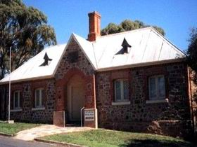Old Police Station Museum - Accommodation Rockhampton