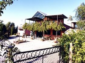 The Terrace Gallery at Patly Hill Farm - Accommodation Rockhampton
