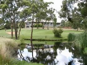 Flagstaff Hill Golf Club and Koppamurra Ridgway Restaurant - Accommodation Rockhampton