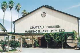 Chateau Dorrien Winery - Accommodation Rockhampton