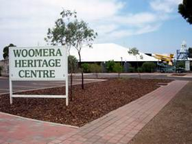 Woomera Heritage and Visitor Information Centre - Accommodation Rockhampton
