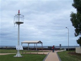 Turnbull Park, Centenary Park and Foreshore