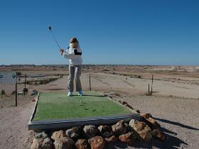 Coober Pedy Opal Fields Golf Club - Accommodation Rockhampton