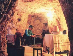 Umoona Opal Mine And Museum - Accommodation Rockhampton