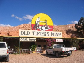 The Old Timers Mine - Accommodation Rockhampton