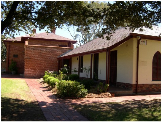 Charles Sturt Museum - Accommodation Rockhampton