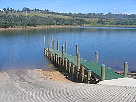 Trevallyn Dam - Accommodation Rockhampton