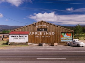 The Apple Shed Tasmania - Accommodation Rockhampton