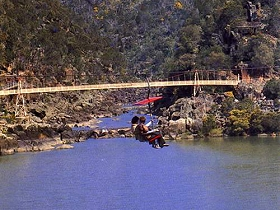 Launceston Cataract Gorge  Gorge Scenic Chairlift - Accommodation Rockhampton