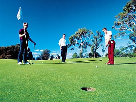 Mt Vista Golf Club - Accommodation Rockhampton