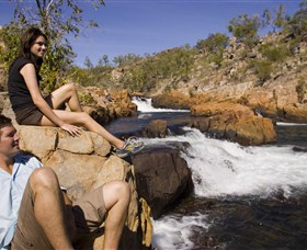 Crystal Falls - Accommodation Rockhampton
