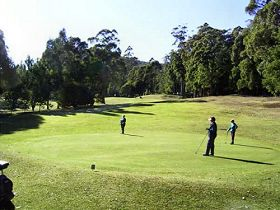 Sheffield Golf Course - Accommodation Rockhampton