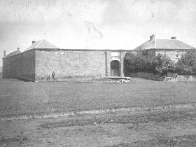 Oatlands Gaol House - Accommodation Rockhampton