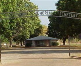 Katherine Cemetery - Accommodation Rockhampton