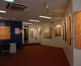 Mason Gallery - Accommodation Rockhampton