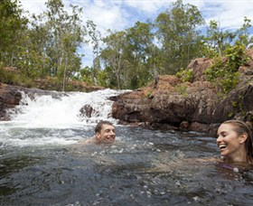 Buley Rockhole - Accommodation Rockhampton