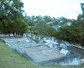 Friends of Balmoral Cemetery Incorporated - Accommodation Rockhampton