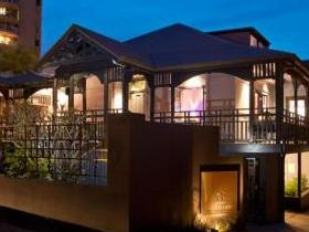 The Balfour Dining Room Spicers Balfour Hotel - Accommodation Rockhampton