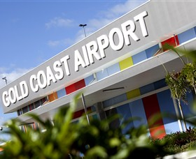 Gold Coast Airport - Accommodation Rockhampton