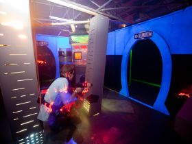 Laserzone Sunshine Coast - Warana - Accommodation Rockhampton