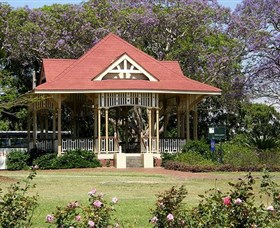 Gympie Memorial Park - Accommodation Rockhampton