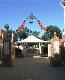 Gympie and Widgee War Memorial Gates - Accommodation Rockhampton