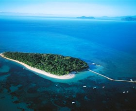 Green Island National Park - Accommodation Rockhampton