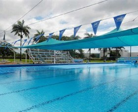 Memorial Swim Centre - Accommodation Rockhampton