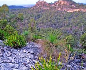 Isla Gorge National Park - Accommodation Rockhampton