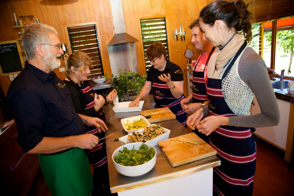 Wild Lime Cooking School - Accommodation Rockhampton