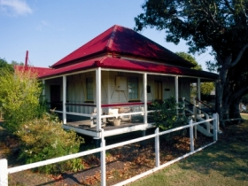 Mayes Cottage Museum - Accommodation Rockhampton