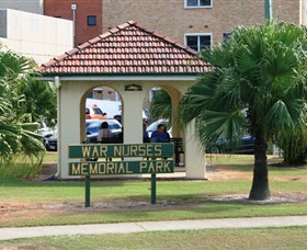 Bundaberg War Nurses Memorial and Park - Accommodation Rockhampton