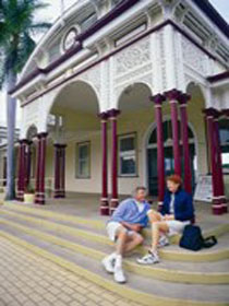 Emerald Historic Railway Station - Accommodation Rockhampton