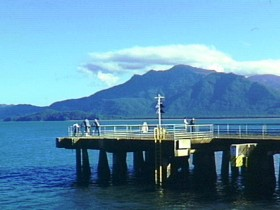 Lucinda Jetty - Accommodation Rockhampton