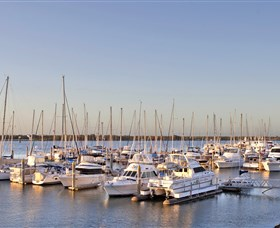 Bundaberg Port Marina - Accommodation Rockhampton