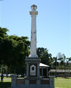 World War I Memorial Cenotaph and Jubilee Park - Accommodation Rockhampton