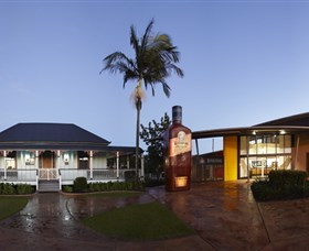 Bundaberg Distilling Company Bondstore - Accommodation Rockhampton
