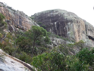 Mount Walsh National Park - Accommodation Rockhampton