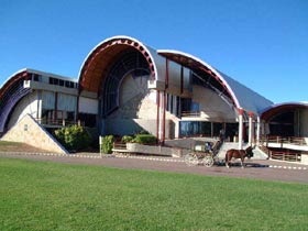 Australian Stockmans Hall of Fame and Outback Heritage Centre - Accommodation Rockhampton