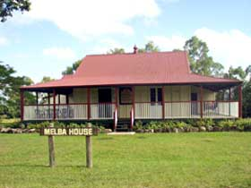 Melba House - Accommodation Rockhampton