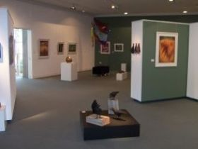 Warwick Art Gallery - Accommodation Rockhampton