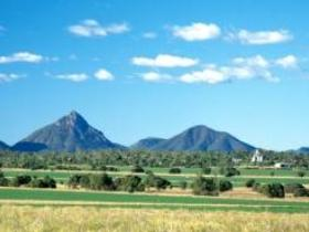 Peak Range Lookout - Capella - Accommodation Rockhampton