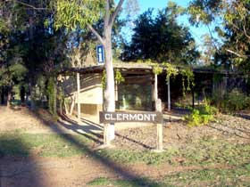 Clermont - Old Town Site - Accommodation Rockhampton