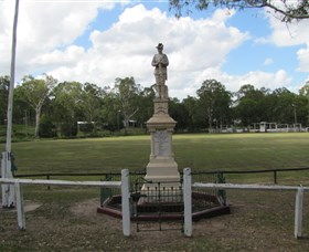 Apple Tree Creek War Memorial - Accommodation Rockhampton