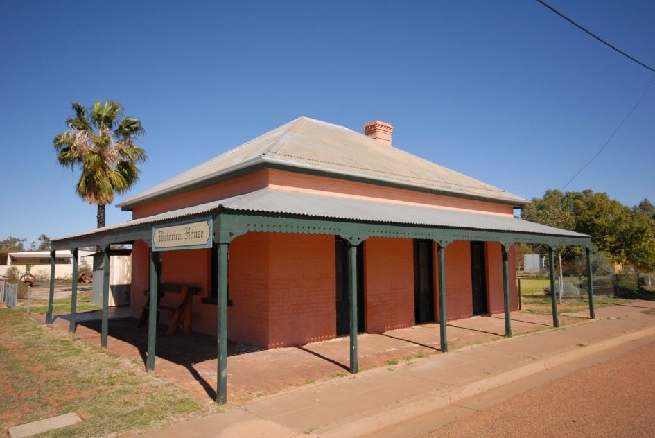 Leahy Historical House - Accommodation Rockhampton